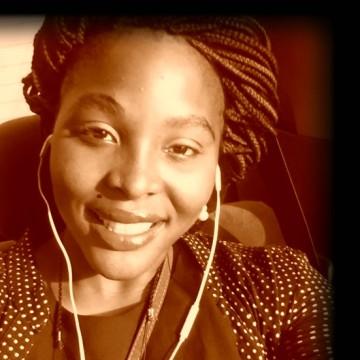 Angel, 25, Kinshasa, Democratic Republic of the Congo
