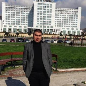 Ali Urtekin, 35, Istanbul, Turkey