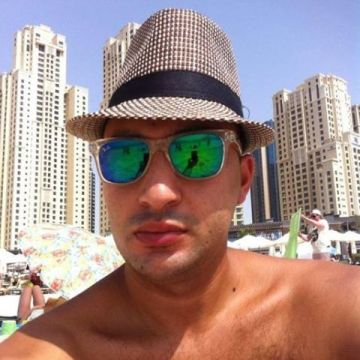 Mohammad Abu Mishref, 30, Dubai, United Arab Emirates