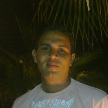 ahmed , 29, Cairo, Egypt
