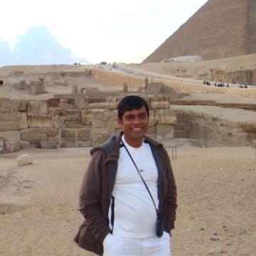 Krishnan Soundarraju, 45, Chennai, India