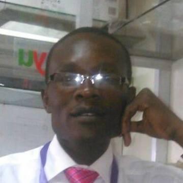 Mark Bilton, 27, Nakuru, Kenya
