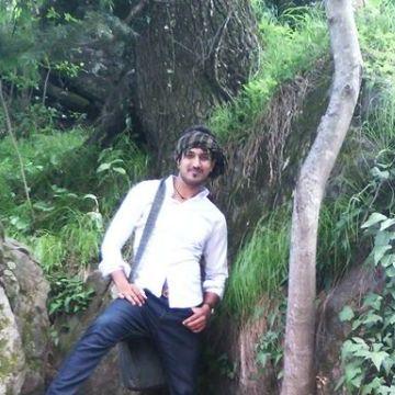 Zubair Mughal, 26, Lahore, Pakistan