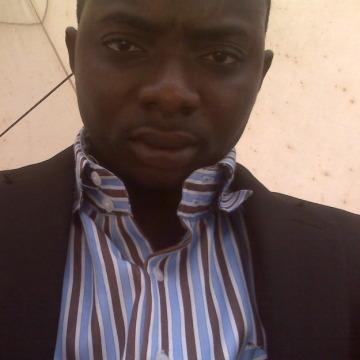 Ernest Boateng, 29, Accra, Ghana