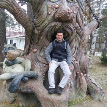 Alaettin Karatepe, 40, Istanbul, Turkey