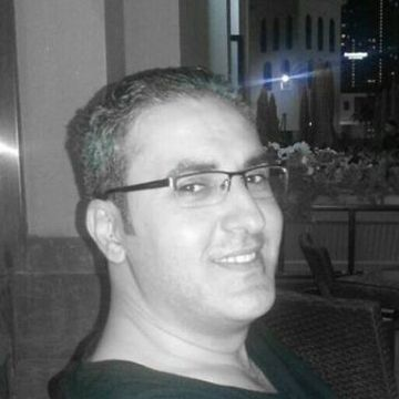 Yousef Alwawi, 37, Dubai, United Arab Emirates