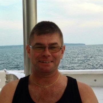 Andris Troinikovs, 50, London, United Kingdom