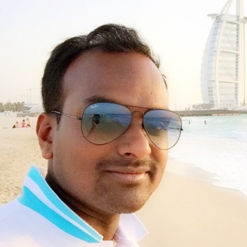 Lokesh, 29, Dubai, United Arab Emirates