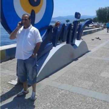 Ozkan Ozturk, 45, Ankara, Turkey
