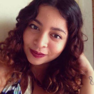 Amanda Vidigal, 21, Belem, Brazil