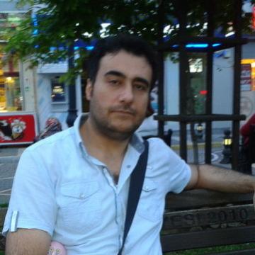 Fatih Mehmet, 39, Istanbul, Turkey