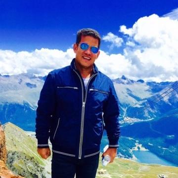 Tarek Ibrahim, 42, Dubai, United Arab Emirates
