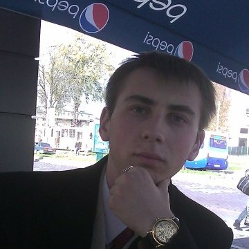 Olexandr Guliy, 22, Shepetovka, Ukraine