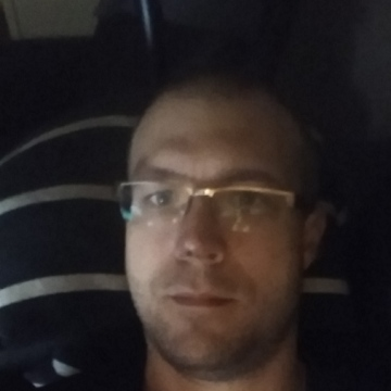 Stefan Karlsson, 37, Nybro, Sweden