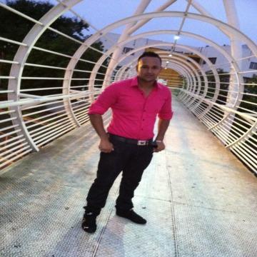 Raul Liriano, 30, Santiago, Dominican Republic