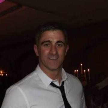 Graham Mellows, 41, Balbriggan, Ireland