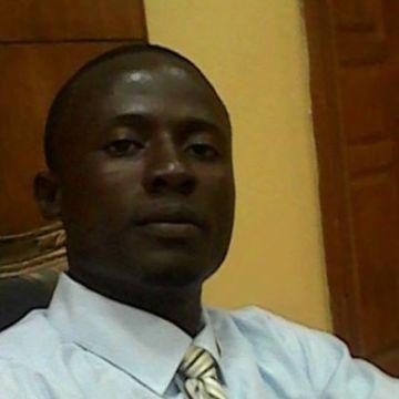 Stephen Garley, 32, Monroviya, Liberia