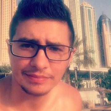 Khalid Shurrab, 29, Dubai, United Arab Emirates