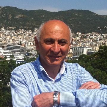 Abdullah Keleş, 61, Istanbul, Turkey