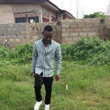 Alexander Nice, 24, Accra, Ghana