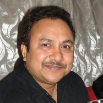Sudip Chatterjee, 46, Dubai, United Arab Emirates