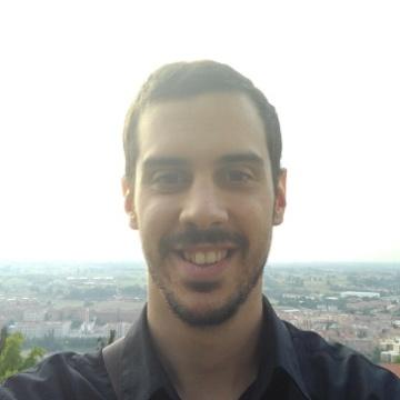 Adrian Castel Fidalgo, 28, Barcelona, Spain
