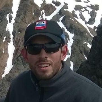 Enrique Carranza, 31, El Bolson, Argentina