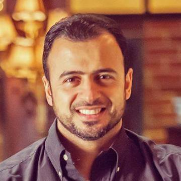 Serkan Turan, 36, Ankara, Turkey