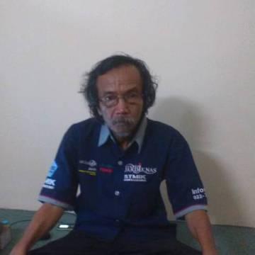 Eddy Abunawas, 29, Jakarta, Indonesia