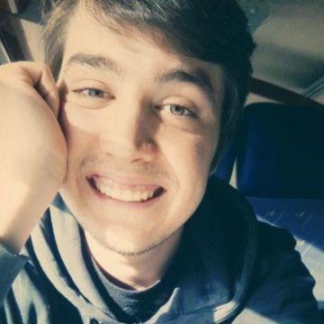 Joey Postel, 20, Ales, France