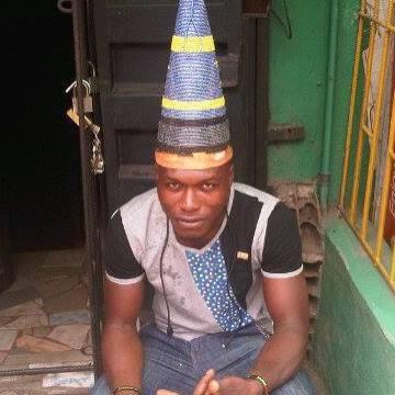 Joshua Onome, 27, Lagos, Nigeria