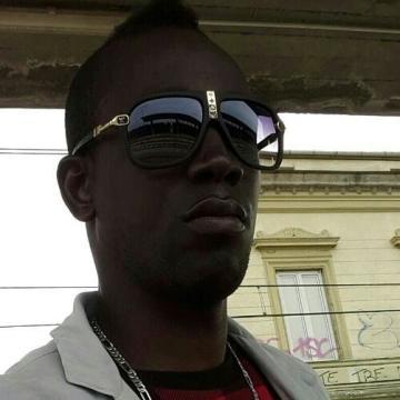 Ibou Diallo, 36, Valva, Italy