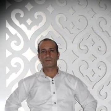 hüseyin Inci, 42, Turun, Turkey