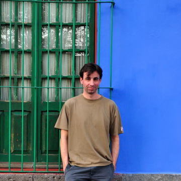 Ori, 42, Barcelona, Spain