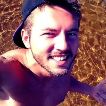 Andrey, 27, Barcelona, Spain