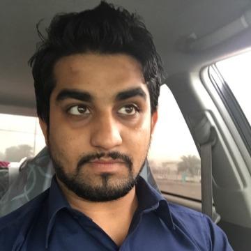 Ahmad Bilal, 29, Abu Dhabi, United Arab Emirates