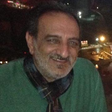 Nurettin Turan, 57, Istanbul, Turkey