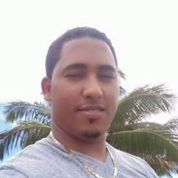 yanluis Rodríguez Mercede, 30, Nagua, Dominican Republic