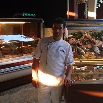Pizzacı Ertekin, 34, Samsun, Turkey