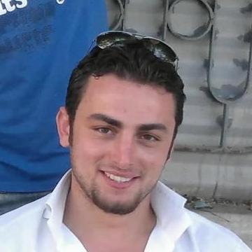 muammar, 30, Amman, Jordan