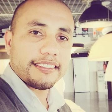 Sergio Cardenas, 35, Torrevieja, Spain