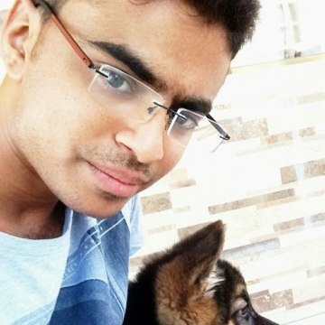 Brijesh Patel, 23, Gandhinagar, India