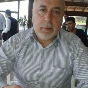 Cengiz Erdiş, 56, Gaziantep, Turkey