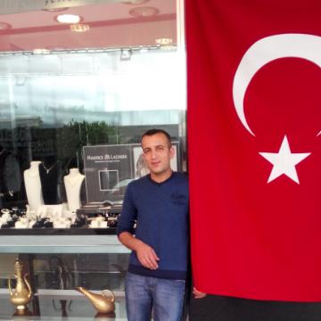 Baran Uguz, 31, Alanya, Turkey
