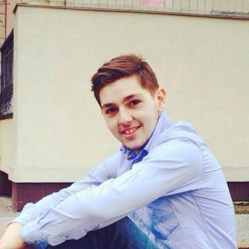 Yasar Quluzade, 21, Krivoi Rog, Ukraine