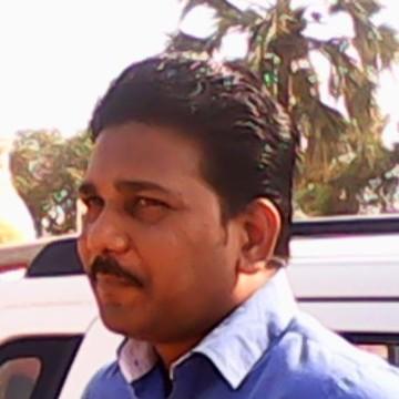 Atul Gajbhiye, 34, Mumbai, India