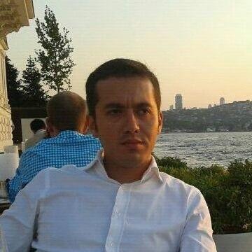 Sırrı Öztürk, 32, Istanbul, Turkey