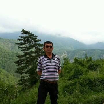 Oğuz Yonca, 53, Ankara, Turkey