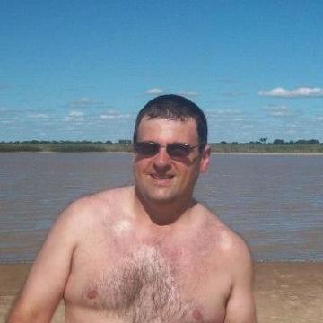 Gerardo Gornati, 42, Santa Fe, Argentina