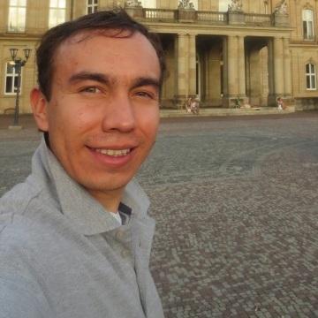 Diego Forero, 32, Manchester, United Kingdom